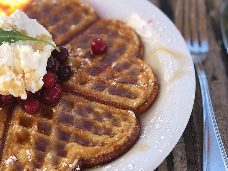 Maple Waffles