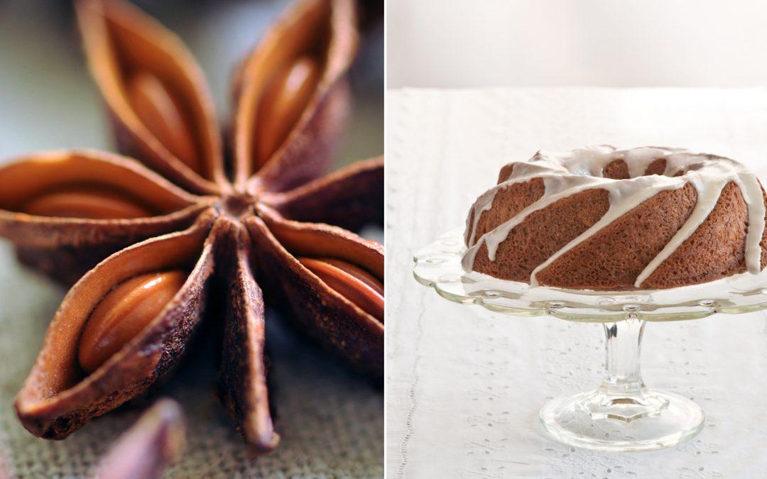 Maple Spice Cake