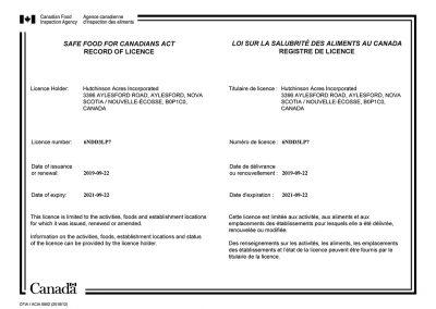 SF Certification